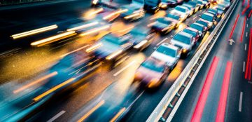 Mortes no trânsito recuam 20,85% em São Paulo