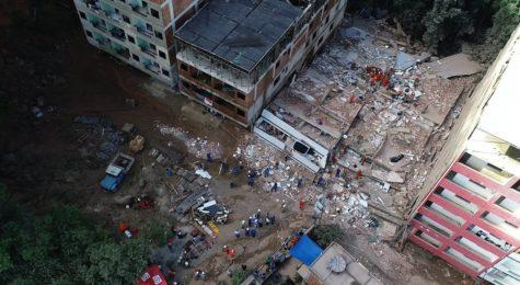 Artigo: Os desabamentos no Rio de Janeiro
