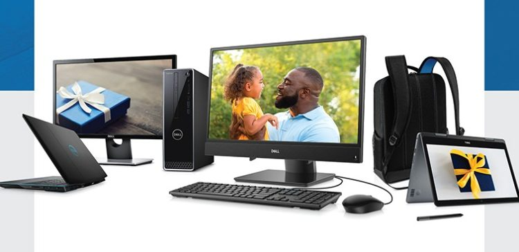 Dell oferece descontos especiais para o Dia dos Pais