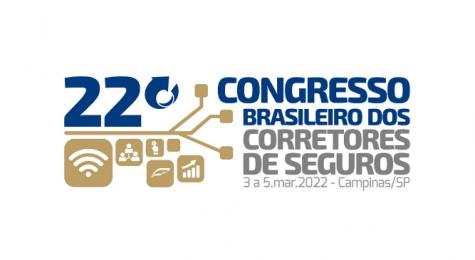Inscrições abertas para o 22º Congresso Brasileiro dos Corretores de Seguros