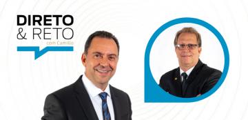 Benefícios e representação do Sincor-SP como tema do Direto & Reto com Camillo